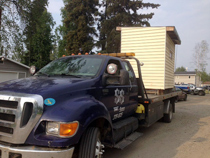 s and s towing and recovery quality fairbanks auto solutions. Black Bedroom Furniture Sets. Home Design Ideas